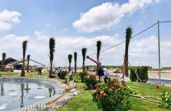 Đất Bình Chánh Vĩnh Lộc 780 triệu/nền Thổ Cư SHR