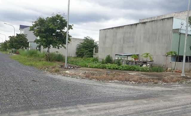 Đất Bình Chánh ngay Nguyễn Văn Linh giá ưu đãi chỉ 4,5tr/m2, SHR, đường nhựa 15m