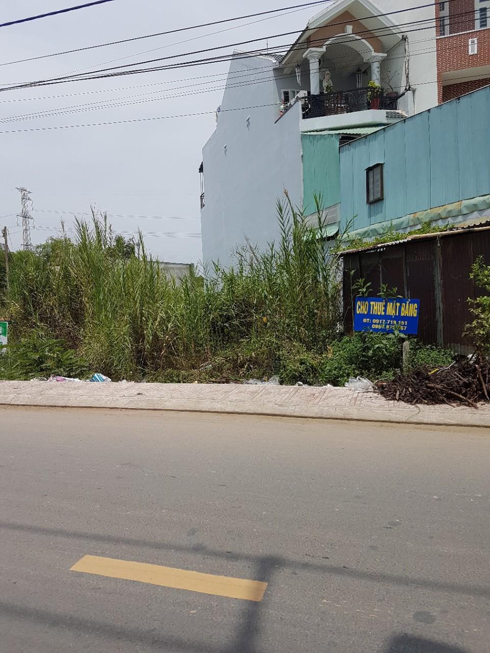 Đất Nền Sát Mặt Tiền Nguyễn Văn Tạo, 980tr, 90m2, 100m2