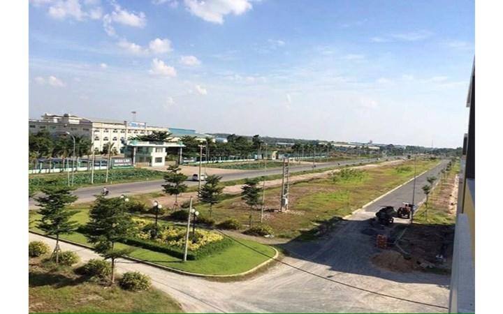 Đất gần khu CN Tân Phú Trung (3,6 tr/m2) góp 2 năm 0% lãi suất, Thanh Toán linh hoạt.