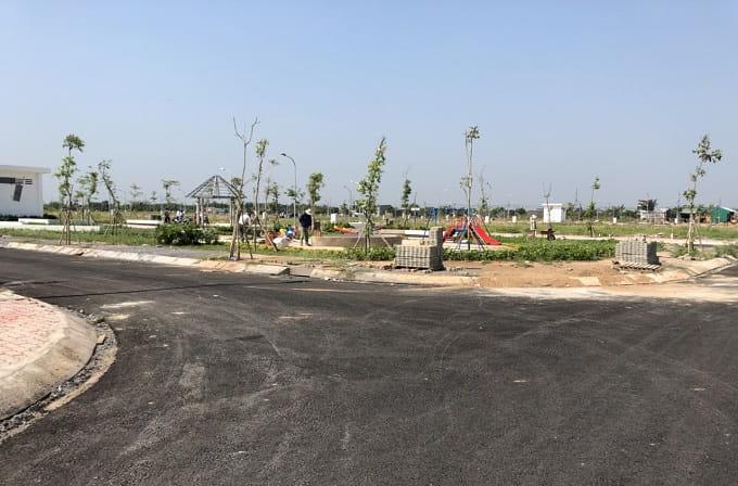 Bán Đất Nhà Bè 750 triệu 100m2 ngay Nguyễn Văn Tạo