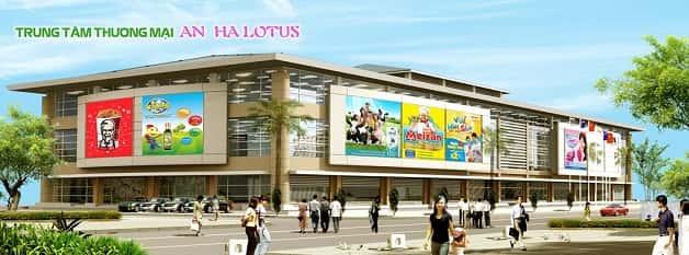 trung tâm siêu thị an hạ lotus